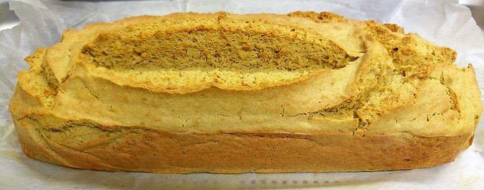 Pane di quinoa senza lievito