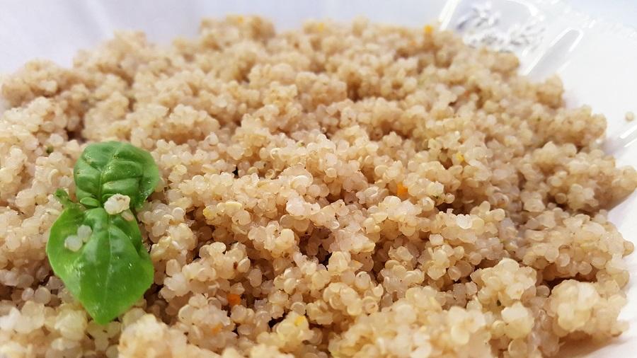 Cucinare la quinoa: la ricetta perfetta