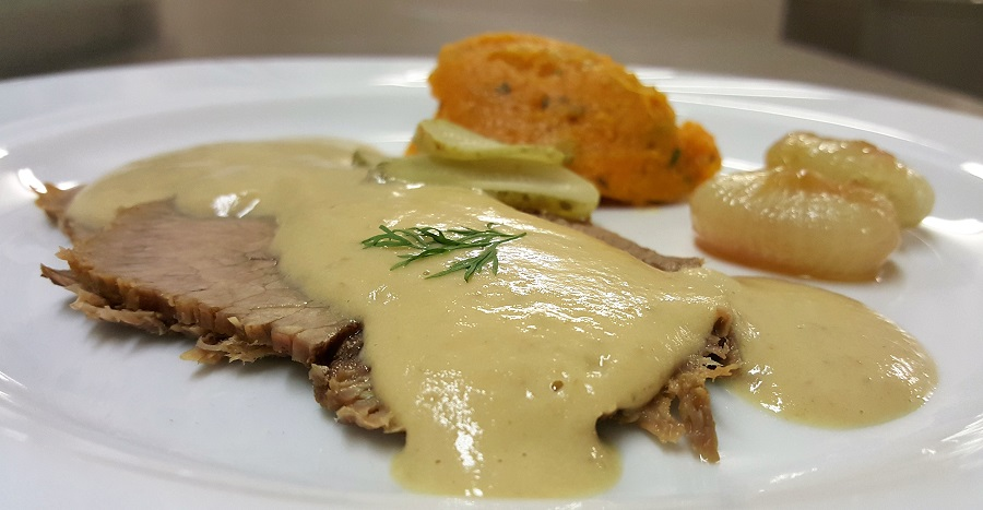 Vitello tonnato all'antica