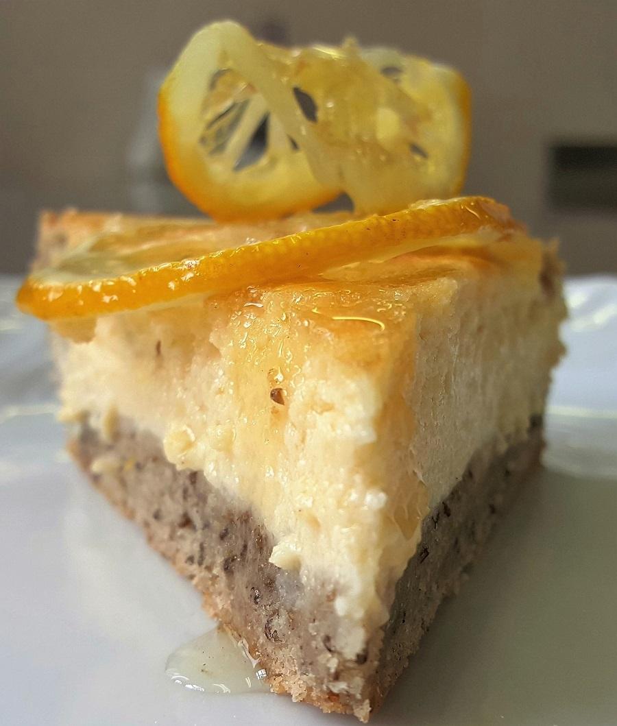 Magic cake al limone
