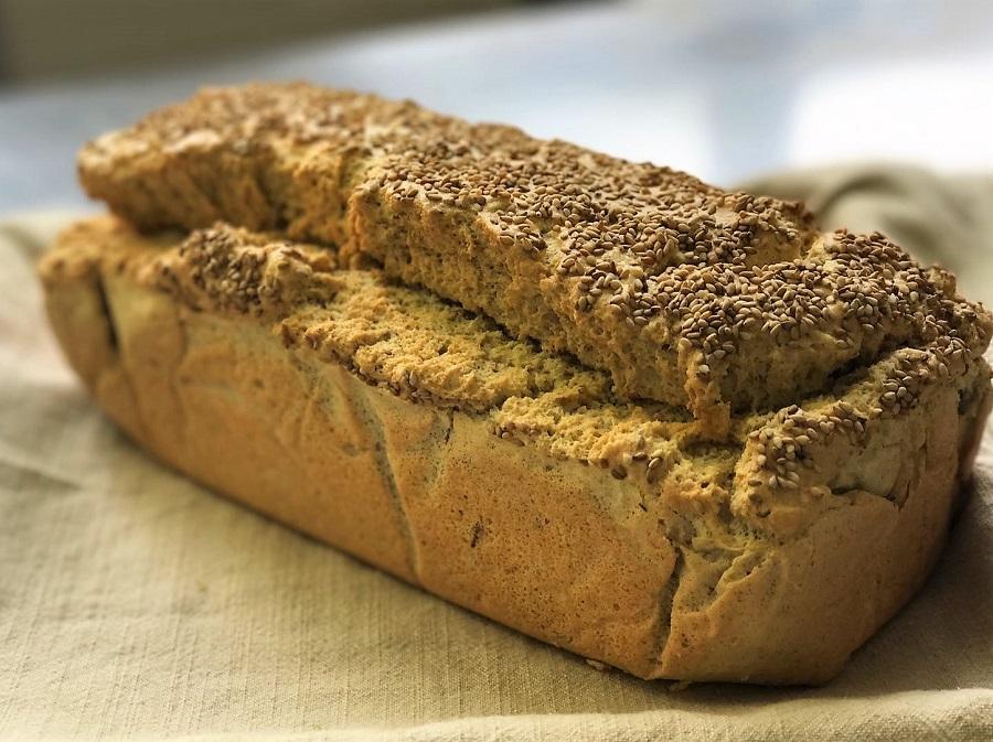Pane di fave senza lievito