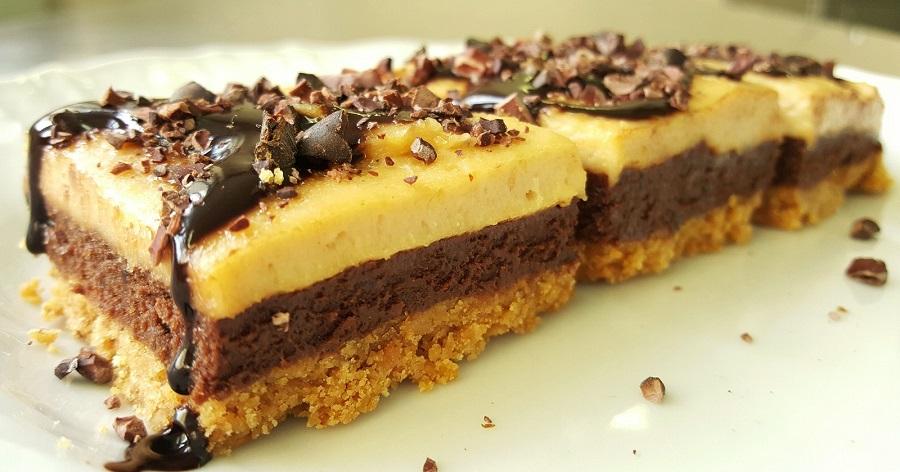 Brownie alla crema di arachidi
