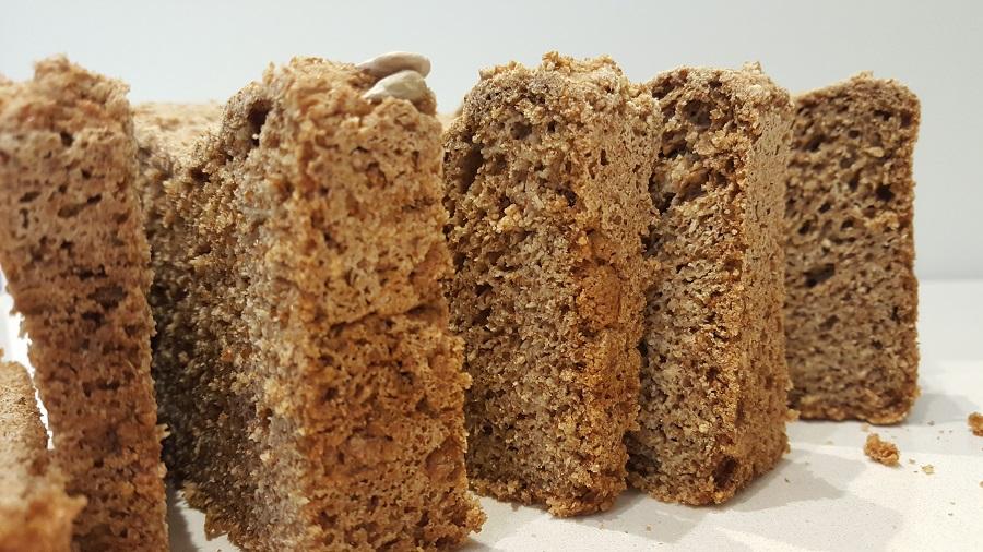 Pane di miglio bruno