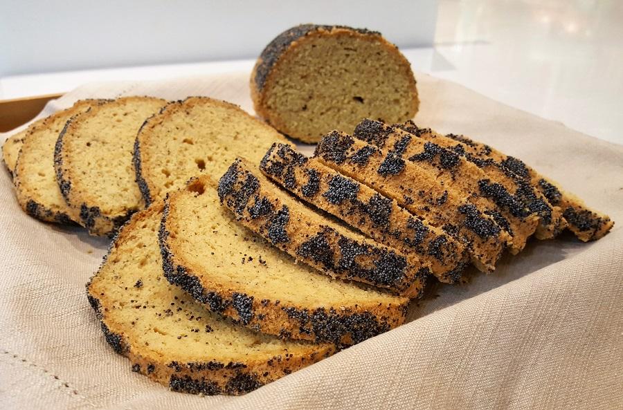 Pane di mais senza lievito