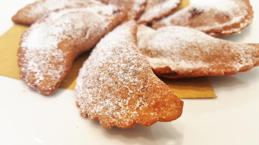 Ravioli dolci di castagne